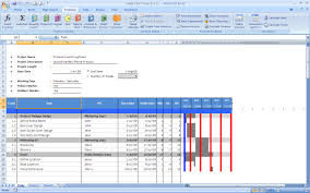 Excel Spreadsheet To Gantt Chart 24 Valid Edit Gantt Chart In Excel For Workdays Only