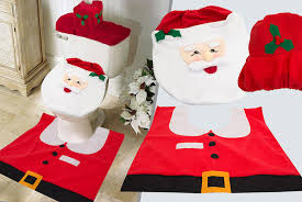 planet of accessories santa toilet seat cover