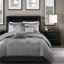 queen elegant exquisite grey bedding sets park bed pink