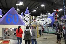 Rose Bowl Float Decorating Rules Take A First Look At Disneyland's Float For The 100 Rose Parade 72