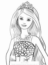 Disegni Da Stampare E Colorare Di Barbie Pagine Da Colorare Di