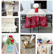 burlap table runners for every occasion and home great diy ideas for crafters