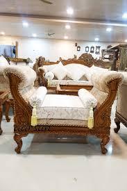 Royal Sofa Set Designs In India Royal Design Wooden Sofa Set For Living Room Furniture Pfss