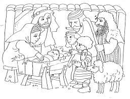 Kleurplaat Stal Színezők Felaladatlapok Télmikuláskarácsony