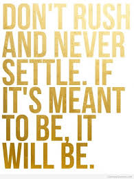 Never Settle Quotes Stunning Never Settle Quotes