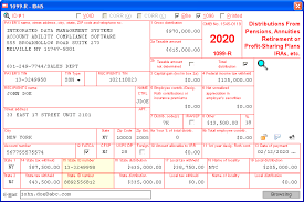Form 1096 can be obtained from the irs website for free. 1099 R Software To Create Print E File Irs Form 1099 R