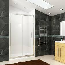 8mm easy clean sliding shower doors