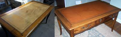 Restoring Antique Leather Gallery Mullaly Furniture Finishing