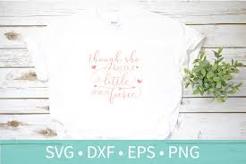 Though She Be But Little Svg Dxf Eps Png Clipart Cut File