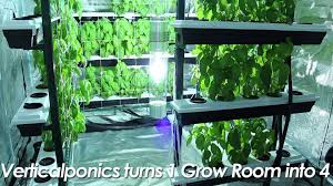 Hydroponic Grow Cabinet Vertical Grow System Big Buddha Box Indoor Grow Room Youtube