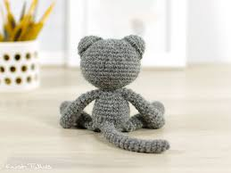 Free Crochet Cat Patterns Cool Free Crochet Cat Pattern And Tutorial Crochet Pinterest