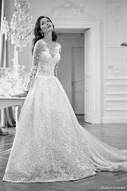 maison signore 2016 bridal gowns beautiful a line ball gown