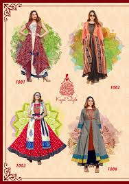 Wholesale Designer Clothes Online Kajal Fashion Lakme Vol 1 Exclusive Designer Long Kurtis