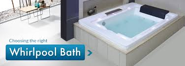 things to consider while ing a whirlpool bathtub