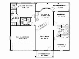 floor plans 1500 sq ft ranch house plan square feet best of 48 incredible