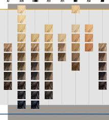 Wella Demi Permanent Hair Colour Chart 23 Faithful Koleston Colour Charts