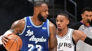 Los Angeles Lakers vs San Antonio Spurs Full Game Highlights | 2020-21 NBA  Season - YouTube