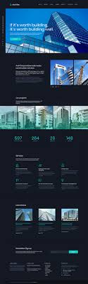 Construction Company Responsive Template