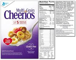 multi grain in 2018 favorite low fodmap food s in multigrain cheerios