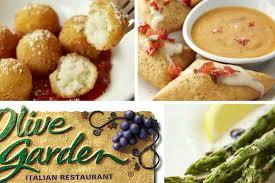 olive garden launches trendy tapas