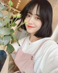 Pin By Thompson On Worship Short Hair Pinterest Ulzzang Girl