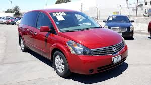 used 2007 nissan quest in garden grove california u save auto auction garden