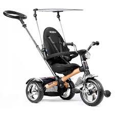 RT <b>ICON 3</b> original - <b>трехколесный велосипед</b>-коляска кремовый ...