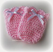 Free Crochet Patterns For Newborns Stunning Free Crochet Patterns and Designs by LisaAuch Crochet Baby Mittens