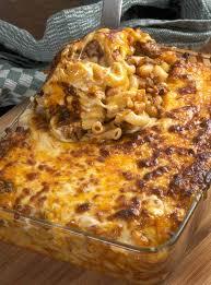 macaroni beef ruhlman