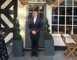 Hotel Manager Feathers Hotel In Ludlow Names New Hotel Manager