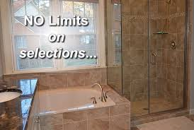 Modren Bathroom Remodeling Cary Nc On Design