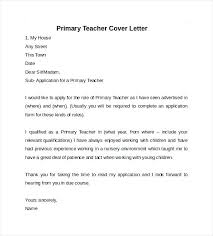 cover letters for teachers substitute teacher cover letter sample secondary teacher cover
