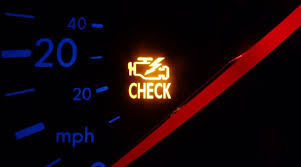 Top 6 Reasons Your Check Engine Light is On