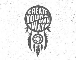 Design Your Own Dream Catcher DREAM CATCHER svg Dreamcatcher svg file Create your own way 86