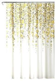 yellow grey shower curtain yellow grey shower curtain amazing yellow shower curtains and weeping flower curtain yellow grey shower curtain