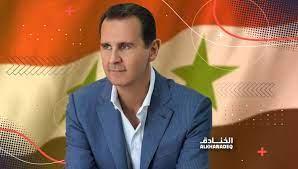 الخنادق - الرئيس السوري بشار الأسد