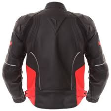 dainese racing d1 jacket black red