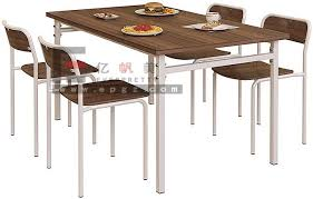 Modern School Furniture Awesome China 48 Modern School Canteen Table Chair Furniture Set Photos