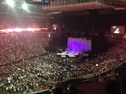 Keyarena Section 211 Row 10 Seat 12 Selena Gomez Vs
