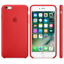apple iphone 100. iphone 6 / 6s silicone case - (product)red apple iphone 100