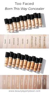 Too Faced Concealer Light Too Faced Born This Way Super Coverage Multi Use Sculpting