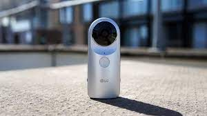 LG 360 Cam review - 360-degree video on the cheap