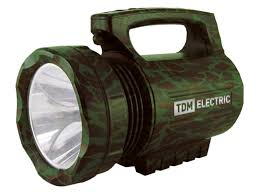 <b>Фонарь TDM-Electric Тактика 3</b> SQ0350-0052 | www.gt-a.ru