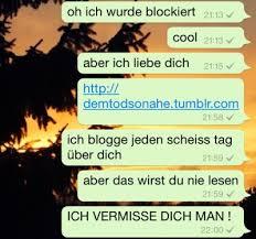 Blockieren Tumblr