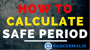 Pregnancy Calculation Calendar How To Calculate Safe Period To Avoid Pregnancy Free