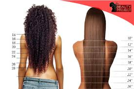 Hair Length Chart Bundles The Beauty Project Cayman Smart Hair Buys Understanding