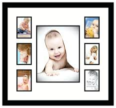 6 picture collage frame collage photo frame with 1 and 6 openings 6 5x7 collage picture 6 picture collage frame