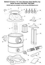 ridgid generator parts diagram ridgid 300 wiring diagram ridgid 300 compact wiring diagram ridgid generator parts diagram parts 10 gallon stainless steel wet dry vac