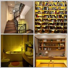under stairs lighting. LED Dimmable Touch Sensor Strip Light Bedroom Night Cabinets Under Stairs Safety Light-in Strips From Lights \u0026 Lighting On Aliexpress.com