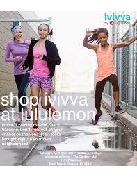 ivivva by lululemon at the gardens mall